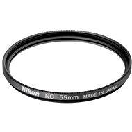 Nikon filtr NC 55mm - Neutrální filtr