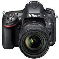 Nikon D610 + Objektiv 24-85 AF-S VR - Digitální zrcadlovka