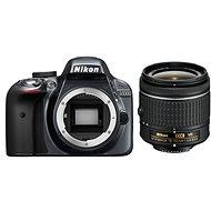 Nikon D3300 GREY+ Objektiv 18-55 AF-P VR