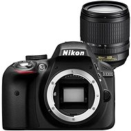 Nikon D3300 + Objektív 18-105 AF-S DX VR