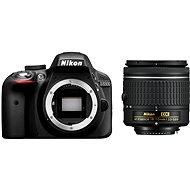 Nikon D3300 + 18-55 AF-P Lens