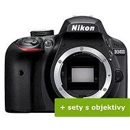 Nikon D3400 - Digitální zrcadlovka