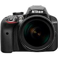 Nikon D3400 Black + 18-105 mm VR