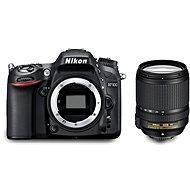 Nikon D7100 černý + objektiv 18-140 AF-S DX VR