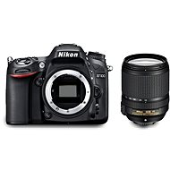 Nikon D7100 čierny + objektív 18-140 AF-S DX VR