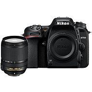 Nikon D7500 čierny + objektív 18-140mm VR - Digitálna zrkadlovka