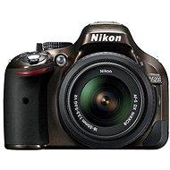 Nikon D5200 + Objektiv 18-55 AF-S DX VR bronze