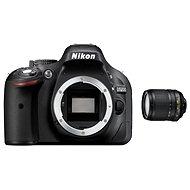 Nikon D5200 + 18-105-Objektiv AF-S DX VR