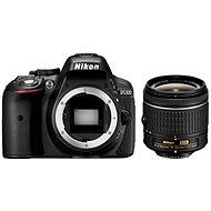 Nikon D5300 + 18-55mm Lens AF-P