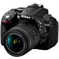 Nikon D5300 + 18-55mm Lens AF-VR P
