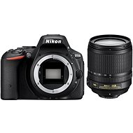 Nikon D5500 + 18-105 Lens AF-S DX VR