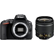 Nikon D5500 + Objektiv 18-55 AF-P VR