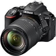 Nikon D5500 + 18-140 Lens AF-S DX VR