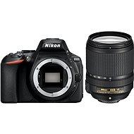 Nikon D5600 + 18-140 mm F3.5-5.6 VR - Digitálna zrkadlovka