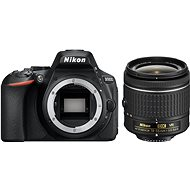 Nikon D5600 + 18-55mm AF-P VR Kit - Digitální zrcadlovka