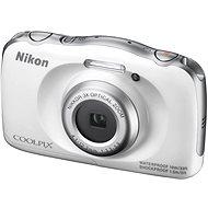Nikon COOLPIX S33 weiß