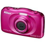 Nikon COOLPIX S33 rosa