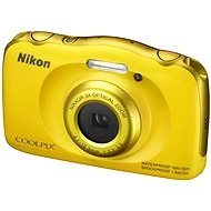 Nikon COOLPIX S33 Yellow