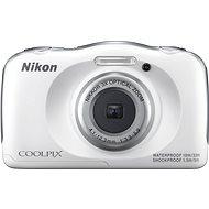 Nikon COOLPIX S33 weiß Rucksack-Kit