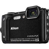 Nikon COOLPIX W300 Black - Digital Camera