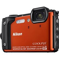 Nikon COOLPIX W300 Orange - Digital Camera