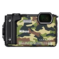 Nikon COOLPIX W300 maskáčový - Digital Camera