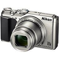 Nikon COOLPIX A900 stříbrný - Digitální fotoaparát