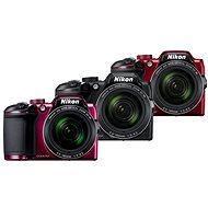 Nikon COOLPIX B500 černý + Alza Foto Starter Kit