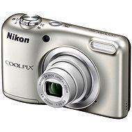 Nikon COOLPIX A10 silver - Digital Camera
