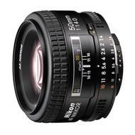 NIKKOR 50mm F1.4 AF NIKKOR D A black -