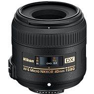 NIKKOR 40 mm F2.8 ED AF-S DX Micro