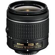 NIKKOR 18–55mm f/3.5–5.6G AF-P DX VR - Lens