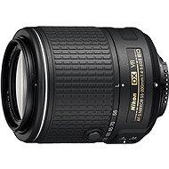 NIKKOR 55-200mm F4-5.6G ED VR II black - Lens