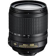 NIKKOR 18-105MM F3.5-5.6G ED VR AF-S DX - Lens