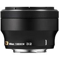 Nikkor 32 mm F1.2 black - Lens