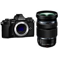 Olympus E-M5 Mark II + objektiv 12-100mm IS PRO kit černý/černý - Digitální fotoaparát
