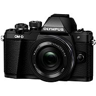 Olympus E-M10 Mark II Black / Black + ED 14-42mm EZ