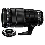 M.ZUIKO DIGITAL ED 40-150mm f/2.8 PRO černý + 1.4x telekonvertor MC-14 - Objektiv
