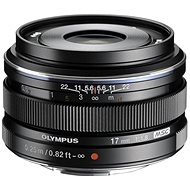 M.ZUIKO DIGITAL EW-M 17 mm black - Lens