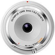 M.ZUIKO DIGITAL BCL 9mm white - Lens