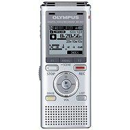 Olympus WS-831 \u200b\u200bsilver + stereo microphone ME51S