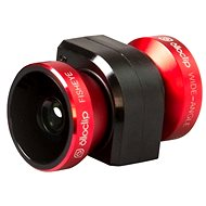 Olloclip 4in1 lens system for iPhone 5/5S, red