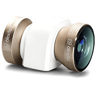 Olloclip 4in1 Lens System for iPhone 5/5S, gold