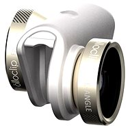 Olloclip 4in1 lens system for iPhone 6, gold