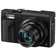 Panasonic LUMIX DMC-TZ90 Black - Digital Camera