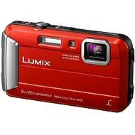 Panasonic LUMIX DMC-FT30 rot