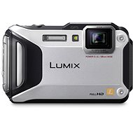 Panasonic LUMIX DMC-FT5 silber - Digitalkamera