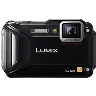 Panasonic LUMIX DMC-FT5 schwarz - Digitalkamera