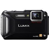 Panasonic LUMIX DMC-FT5 black - Digital Camera