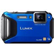 Panasonic LUMIX DMC-FT5 modrý